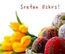 Poruke i čestitke za Uskrs – Hristos Voskrese