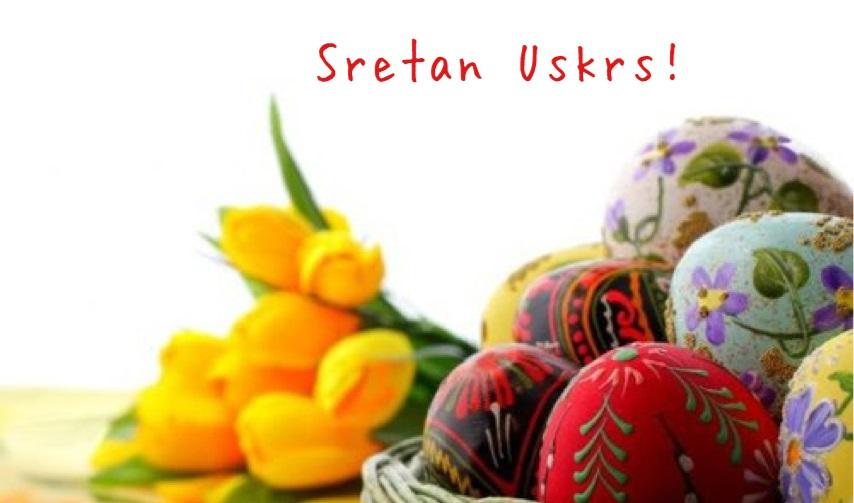Poruke i čestitke za Uskrs - Hristos Voskrese